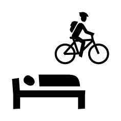 cycle & bike accommodation
